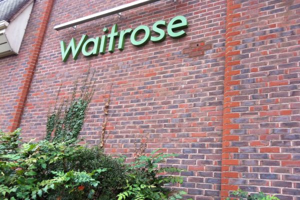 Bird Box fitted in Waitrose Store Architect