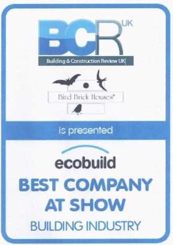 BCR Award