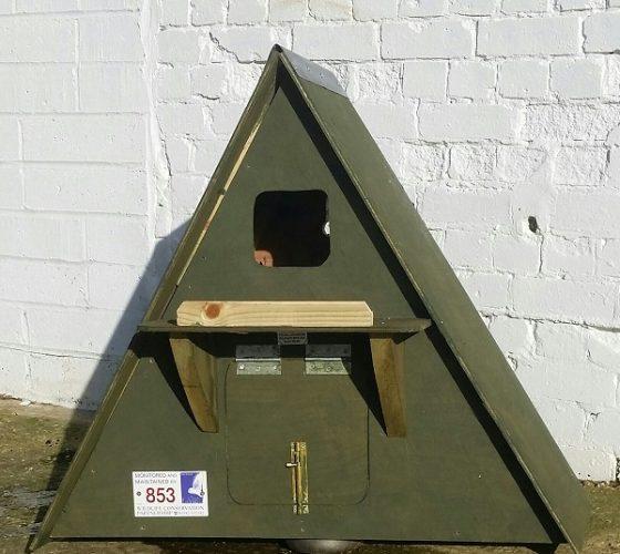British Birds   Owl Box & Nesting Designs For Exterior Walls