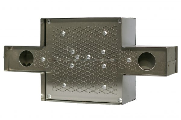 Stainless Steel Sparrow Terrace Box